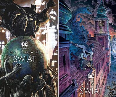 Batman w Polsce specjalnie na Dzień Batmana 2021