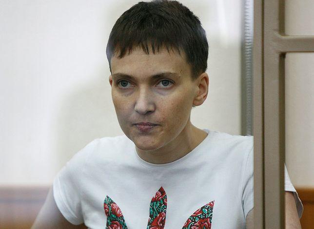 Nadia Sawczenko jest zawodowym żołnierzem