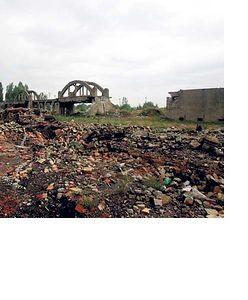 """Są pieniądze na utylizację odpadów po likwidowanej Hucie Metali Nieżelaznych """"Szopienice"""""""