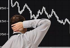 Spadki na ukraińskiej giełdzie. Hrywna najtańsza w historii