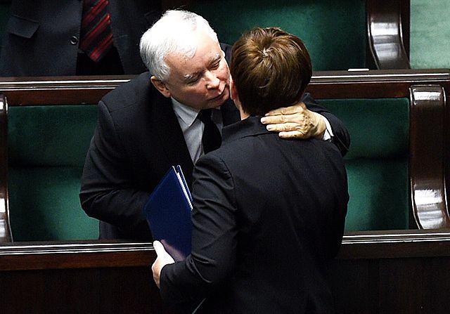 Expose Beaty Szydło - zdjęcia
