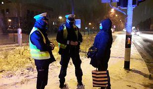 """Katowice. Policja podsumowała akcję """"Bezpieczny pieszy"""". Wnioski nie napawają optymizmem"""