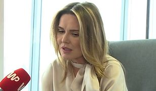 """Hanna Lis gorzko o sytuacji politycznej w Polsce. """"Partia rządząca narusza prawa nie tylko kobiet"""""""