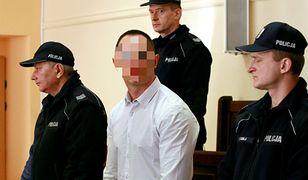 Zabójstwo Łukasza Masiaka, dziennikarza z Mławy. Ruszył proces