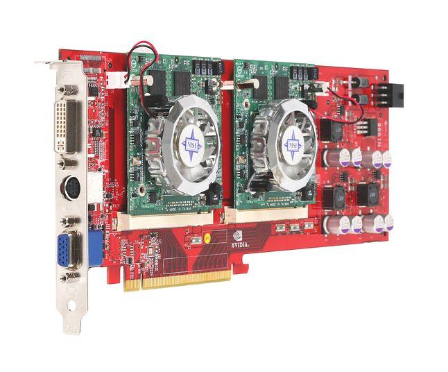 MSI Geminium-Go!  (2xGeForce Go 6600)