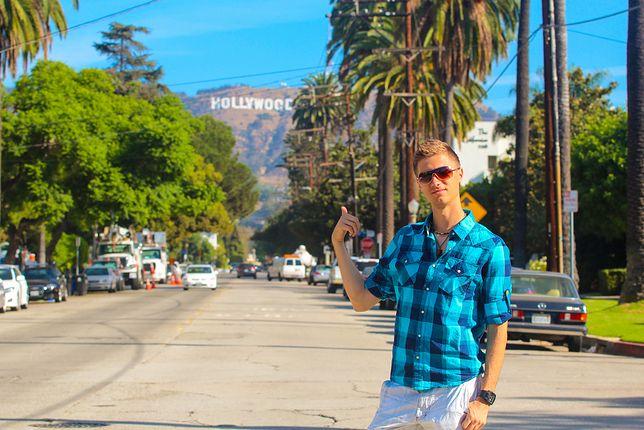 Los Angeles to okazja, by podążać tropem gwiazd