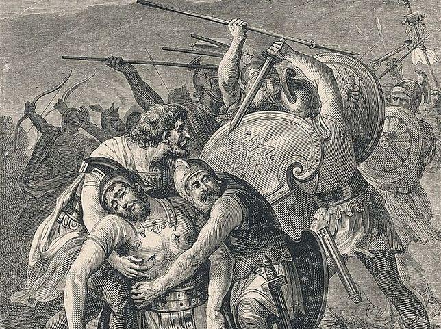 Spartakus zginął z mieczem w ręku. Zanim do tego doszło, zabił własnego konia, by odciąć sobie drogę ucieczki