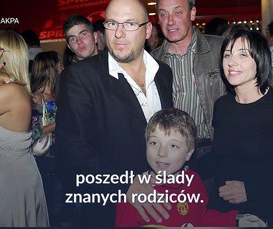Jak dziś wygląda i co robi syn Piotra Gąsowskiego i Hanny Śleszyńskiej?