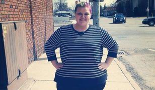 Przez lata zmagała się z otyłością. Gdy schudła, zaczęła przeżywać koszmar