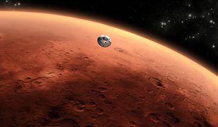 Nowa metoda eksploracji Marsa. Naukowcy proponują nietypowe rozwiązanie