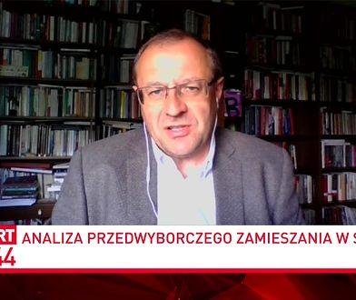 Wybory 2020 r. Prof. Antoni Dudek: Jarosław Kaczyński wykorzystuje zagubienie opozcji w sprawie wyborów
