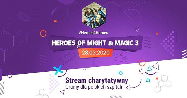 Weź udział w wydarzeniu #Heroes4Heroes i pomóż szpitalom w czasie pandemii