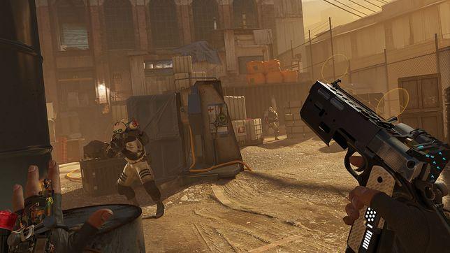 Half-Life: Alyx wielkim sukcesem branży VR