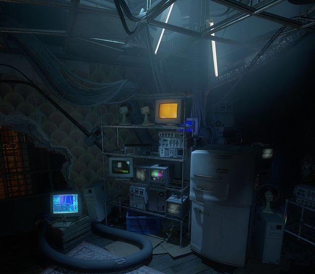 Lokacja domowa SteamVR jako jedna z miejscówek z Half-Life: Alyx. Niestety tylko dla wybranych