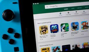 Android uruchomiony na Nintendo Switch