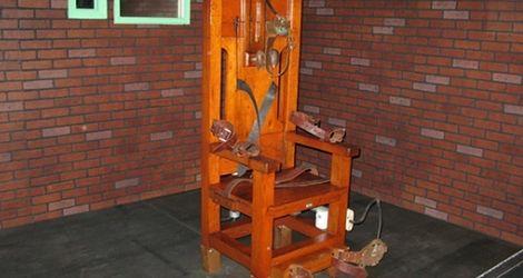 Krzesło elektryczne - między karą śmierci, a wielkim biznesem