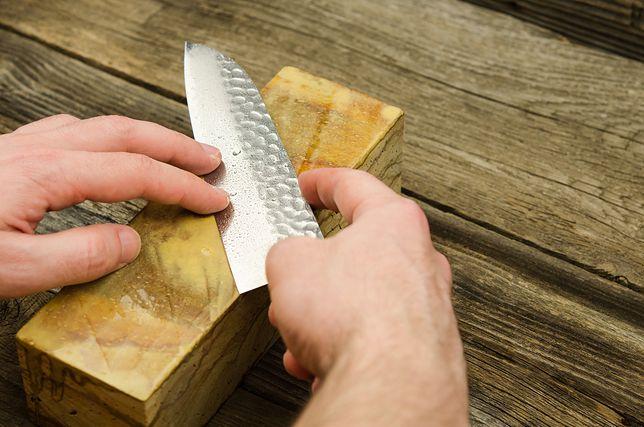 Dobrze naostrzony nóż to kwestia odpowiedniej ostrzałki