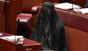 Pauline Hanson w parlamencie