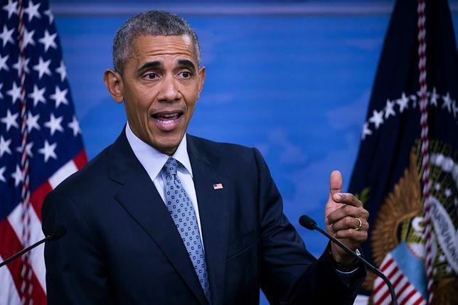 Barack Obama pobił rekord. Jego ostatni tweet bardzo spodobał się internautom
