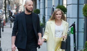 Agnieszka Kaczorowska pokazała urocze zdjęcie z mężem. Wyczekują porodu