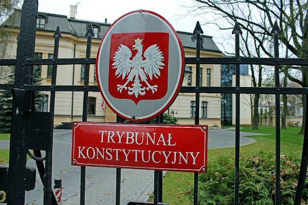 Projekt nowelizacji ustawy o Trybunale Konstytucyjnym autorstwa PiS na stronie Sejmu