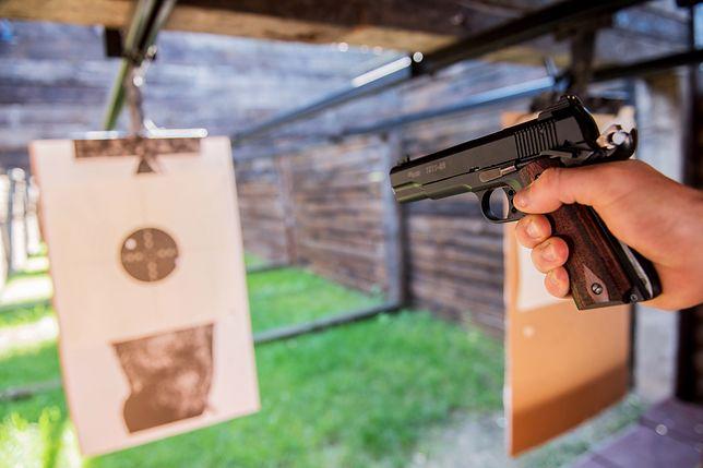 Sardynia: Polka postrzelona na strzelnicy. Broń trzymał mąż