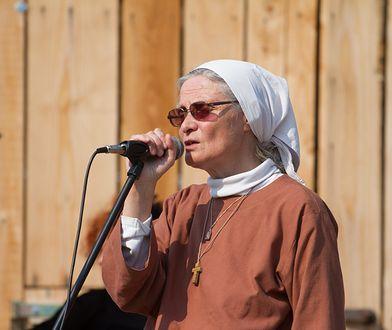 Siostra Małgorzata Chmielewska krytycznie o polityce społecznej PiS