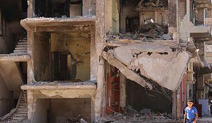 Rosja domaga się od USA śledztwa w sprawie ataku na wschodzie Syrii