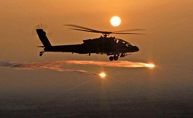 Indyjskie MON dało niedawno zielone światło na zakup amerykańskich śmigłowców AH-64D Apacz