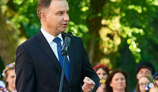 Andrzej Duda: mam nadzieję, że pytania będą jasne i klarowne