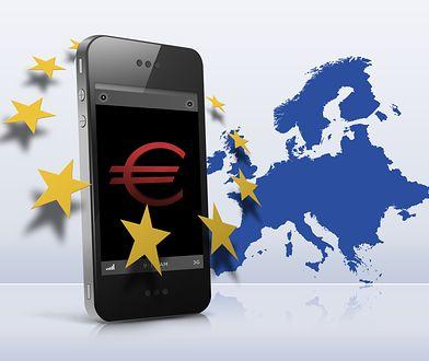 Ilustracja roamingu w Unii Europejskiej
