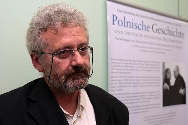 Niemiecki historyk skrytykował polskich kibiców. Teraz dostaje groźby