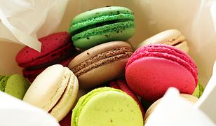 Makaroniki - słodkie ciasteczka prosto z Francji