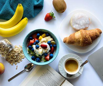 Szybkie śniadanie dla zapracowanych