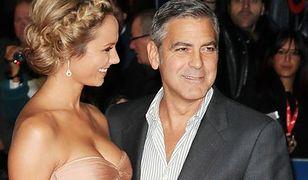 George Clooney złoży zeznania na procesie Berlusconiego