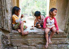 Kambodża - nie tylko bajkowe krajobrazy