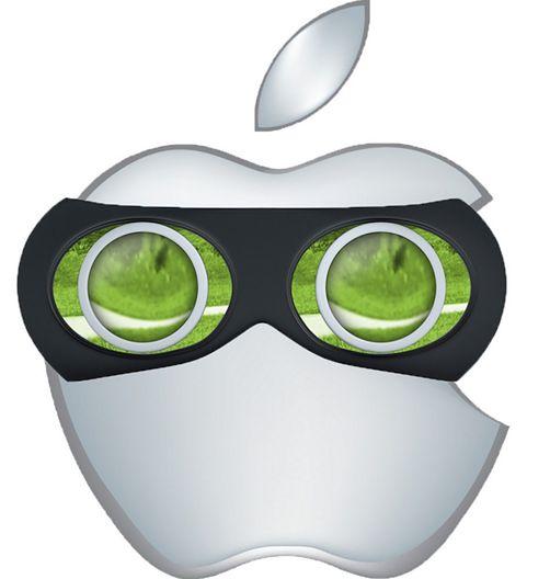 Apple też pracuje nad VR, ale to wielka tajemnica
