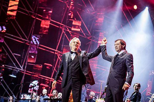 Występ Andrei Bocellego w Poznaniu jednym z największym koncertów artysty w tym roku