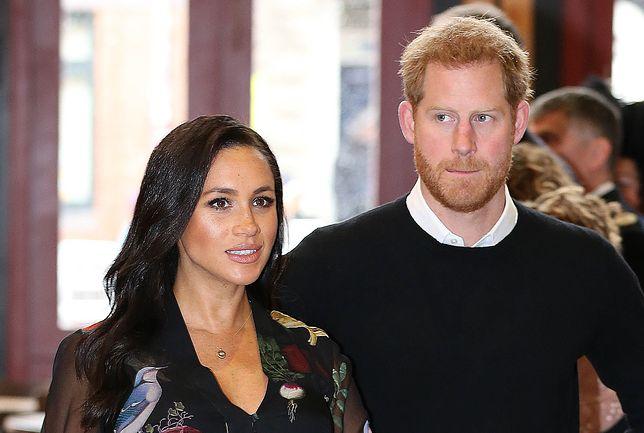 Książe Harry i Meghan Markle coraz bardziej narażają się rodzinie królewskiej