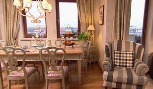 Polsko-francuskie mieszkanie pełne niepowtarzalnych mebli