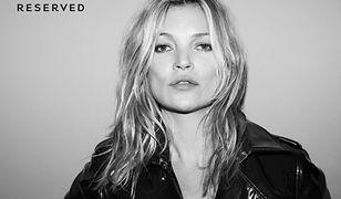 Tak będzie wyglądać jesienna kampania Reserved z udziałem Kate Moss!