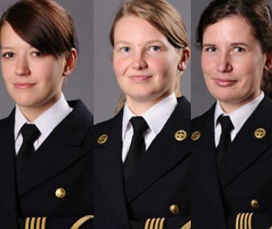 Kobiety rządzą w marynarce