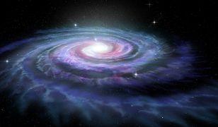 Droga Mleczna mogła zderzyć się z inną galaktyką