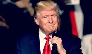 Donald Trump z nietypowymi poradami