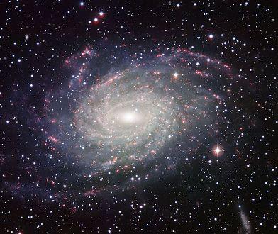Wizualizacja Drogi Mlecznej