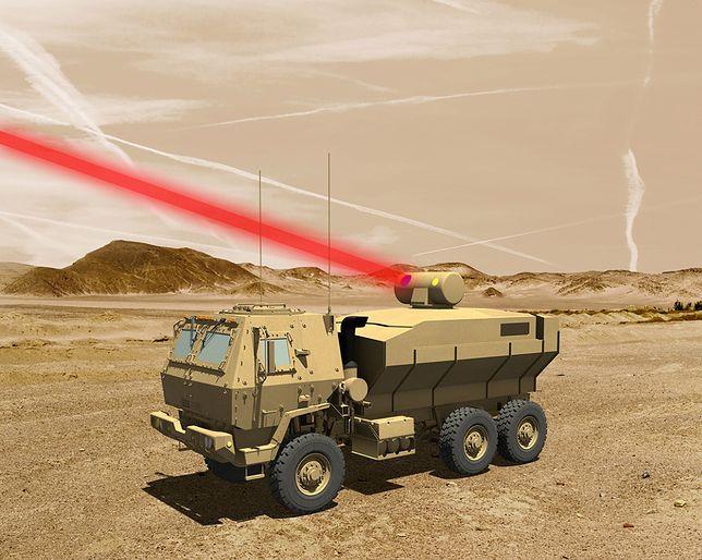 Gwiezdne Wojny coraz bliżej. Nowy laser bojowy dla armii USA ma szansę wejść do użytku