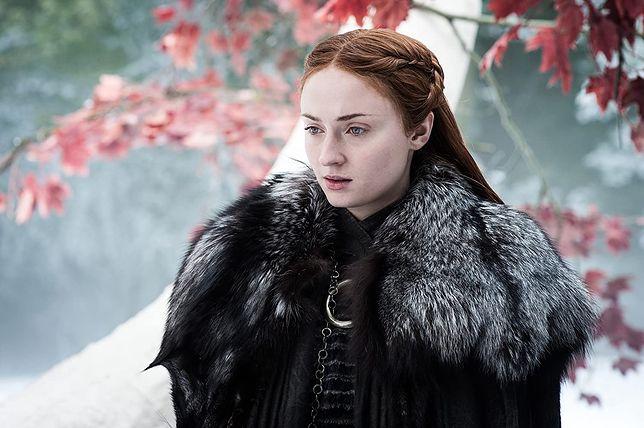 Sophie Turner zdobyła sławę jako Sansa Stark