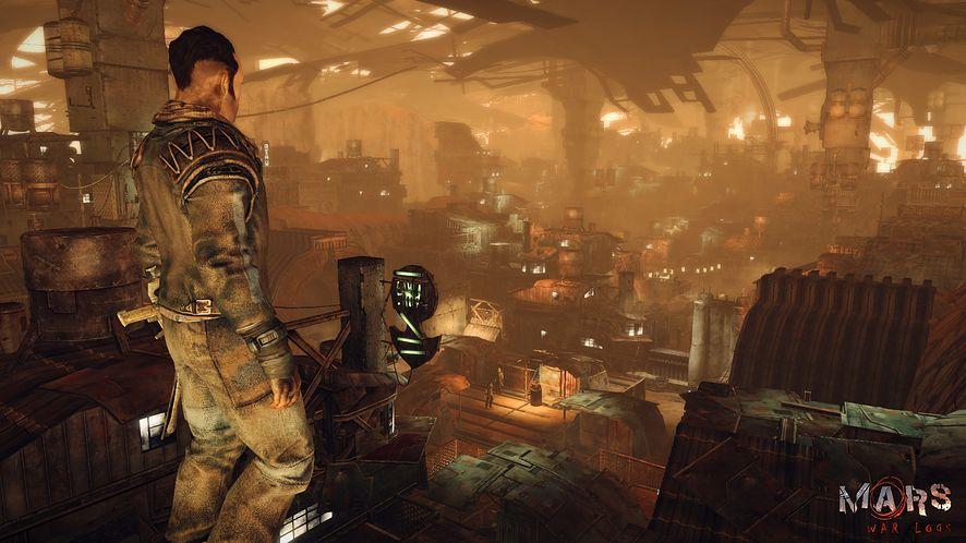 Mars: War Logs - recenzja. RPG na czwartej planecie od Słońca