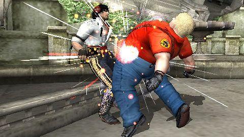 Galeria i Trailery: Tekken 6 na PSP