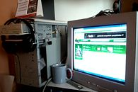 My workshop - IT and electronic - Moje centrum dowodzenia